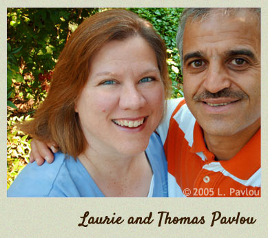 Thomas and Laurie